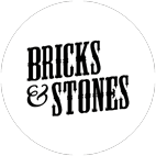 Bricks & Stones Logo